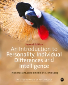 An Introduction to Personality, Individual Differences and Intelligence, Hardback Book