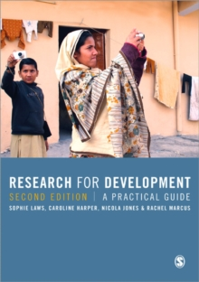 Research for Development : A Practical Guide, Paperback Book