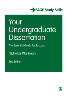 Your Undergraduate Dissertation : The Essential Guide for Success, Paperback Book
