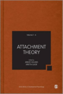 Attachment Theory, Hardback Book