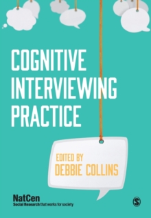 Cognitive Interviewing Practice, Paperback / softback Book