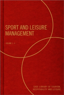 Sport and Leisure Management, Hardback Book