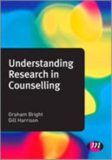Understanding Research in Counselling, Hardback Book