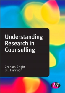 Understanding Research in Counselling, Paperback Book