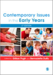 Contemporary Issues in the Early Years, Hardback Book