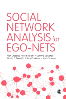 Social Network Analysis for Ego-Nets, Paperback Book