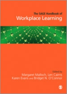 The SAGE Handbook of Workplace Learning, Paperback / softback Book
