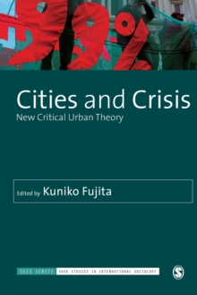 Cities and Crisis : New Critical Urban Theory, Paperback / softback Book
