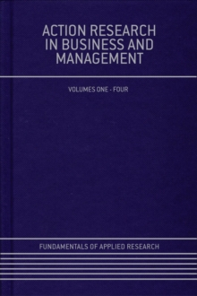 Action Research in Business and Management, Hardback Book