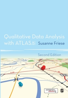 Qualitative Data Analysis with ATLAS.ti, Paperback / softback Book