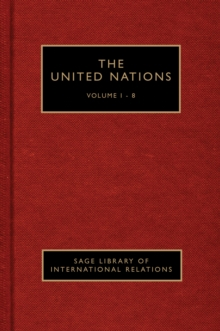 The United Nations, Hardback Book
