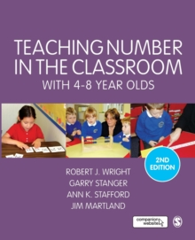 Teaching Number in the Classroom with 4-8 Year Olds, Paperback / softback Book
