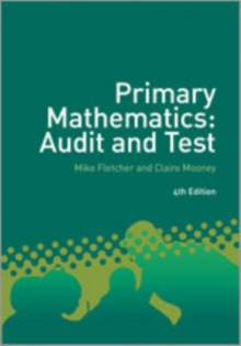 Primary Mathematics Audit and Test, Hardback Book
