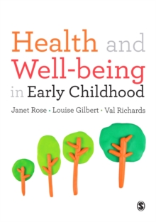 Health and Well-Being in Early Childhood, Hardback Book