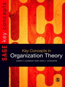 Key Concepts in Organization Theory, EPUB eBook