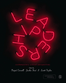 Leadership : Contemporary Critical Perspectives, Paperback / softback Book