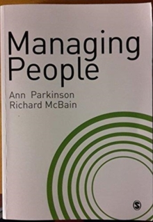 MANAGING PEOPLE, Paperback Book