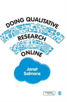 Doing Qualitative Research Online, Hardback Book