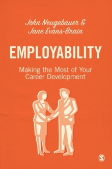 Employability : Making the Most of Your Career Development, Hardback Book