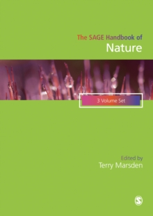 The SAGE Handbook of Nature, Hardback Book