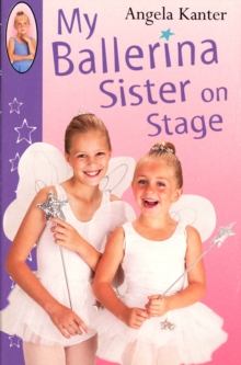 My Ballerina Sister On Stage, EPUB eBook