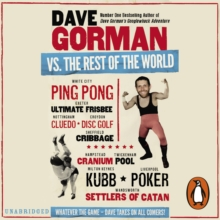 Dave Gorman Vs the Rest of the World, eAudiobook MP3 eaudioBook