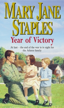 Year Of Victory : An Adams Family Saga Novel, EPUB eBook