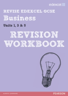 REVISE Edexcel GCSE Business Revision Workbook, Paperback / softback Book