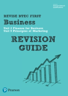 BTEC First in Business Revision Guide, Paperback Book