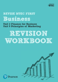 BTEC First in Business Revision Workbook, Paperback Book
