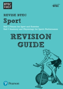 BTEC First in Sport Revision Guide, Paperback Book