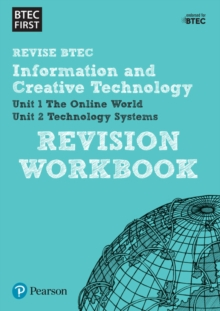 BTEC First in I&CT Revision Workbook, Paperback Book