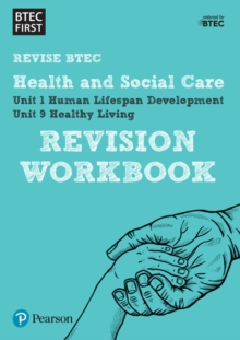 BTEC First in Health and Social Care Revision Workbook, Paperback Book