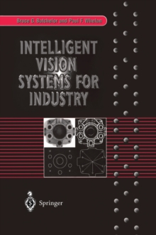 Intelligent Vision Systems for Industry, Paperback / softback Book