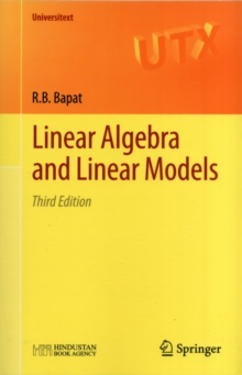 Linear Algebra and Linear Models, Paperback / softback Book