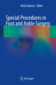 Special Procedures in Foot and Ankle Surgery, Paperback Book