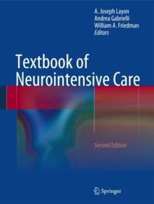 Textbook of Neurointensive Care, Hardback Book