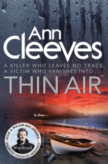 Thin Air : (Shetland Series 6), Paperback Book