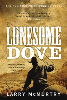 Lonesome Dove, Paperback Book
