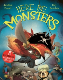 Here be Monsters, Paperback Book