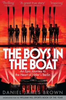 The Boys in the Boat, Paperback Book