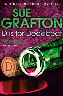 D is for Deadbeat : A Kinsey Millhone Mystery, Paperback Book