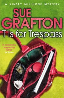 T is for Trespass, Paperback / softback Book