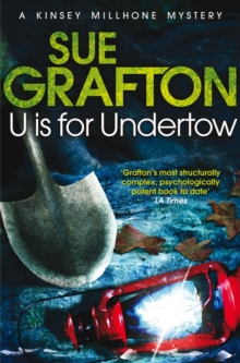 U is for Undertow, Paperback / softback Book