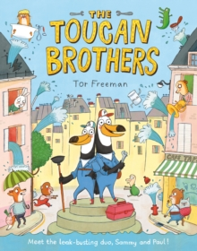 The Toucan Brothers, Paperback Book