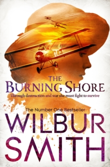 The Burning Shore, Paperback Book