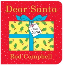 Dear Santa, Board book Book