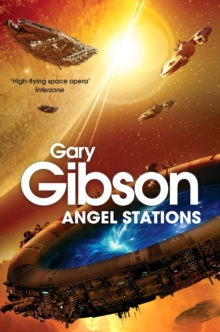 Angel Stations, Paperback Book