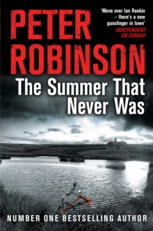 The Summer That Never Was, Paperback Book