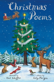 Christmas Poems, Hardback Book